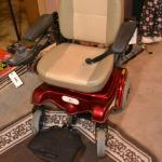 LOT 459 ELECTRIC MOBILITY SCOOTER