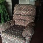 Recliner excellent condition