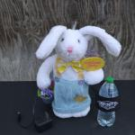 LOT 446 EASTER BUNNY DECOR