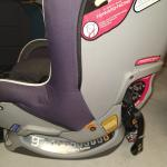 Chicco Reclining and Transitioning Car Seat