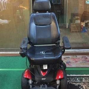 Photo of Elect wheelchair