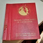 #121 Cool Vintage (dated 1958) Course in the Art of Conversation