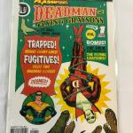 DC Comics - Flashpoint - Deadman & The Flying Graysons