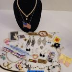 Lot 161 - Costume & Sterling Silver Jewelry