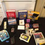 Lot 155 - Assortment of Office Items