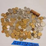 Lot 172 - USA Coin Assortment