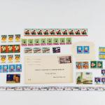 STAMP COLLECTION - BOYS LIFE, CAPPERS AND MORE
