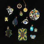 Lot 49 - Collection of Pendants