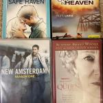 Movies on DVD