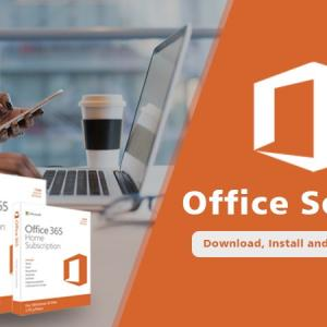Photo of Office Setup