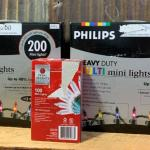 New In Box Christmas Lights - QTY 3