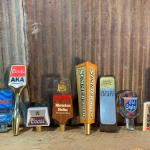 Vintage Beer Taps - QTY 10