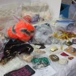 Lot 33 Trims, Belts and Buckles