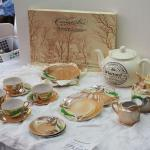 Lot 32 Tea Time fine china