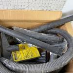#395 Box full of Vacuum Parts