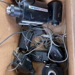 #394 Box of Video Surveillance Cameras