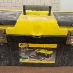"#386  Stanley 24"" Tool Box"