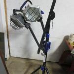 Lot 222 - Adjustable Shop Lights