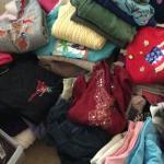 Lot 69:  Sweaters And Sweatshirts