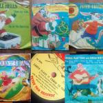 "6"" Records from the 1950's 45 RPM"