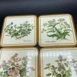 Boxed Pimpernel Botanica Coasters Set of 6