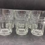 "Set of 6 Libbey Duratuff Drink Glasses 4.75"" 011-1120-00262"