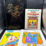 Adult Coloring Books and Vintage Color Pages YD#012-1120-00044