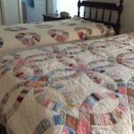 Lot 97:  Vintage Quilts