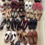 Lot 72:  Clark's Shoes