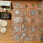 Lot 80: Various Coins