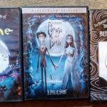 3 Children's DVDs
