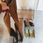 Vintage Mud Boots