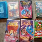 Kids VHS