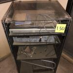 Lot 81 Entertainment Center Record Player (stored in shop)
