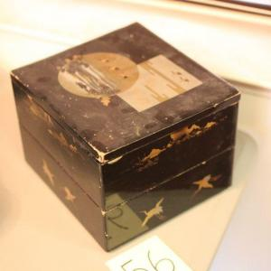 Photo of Lot 56 Vintage Japanese Bento Box