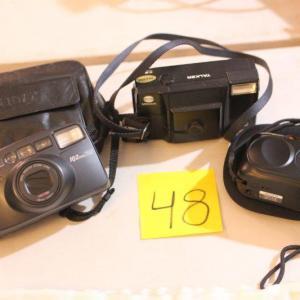 Photo of Lot 48 Vintage Cameras