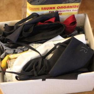 Photo of Lot 52 Box of Aprons