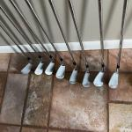 Golf  Irons with Bonus