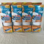 4 Brand New Mr Clean Magic Eraser Roller Mop Heads