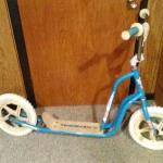 1986 or 1987 freestyle scooter by General