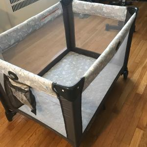 Photo of Like New Graco Portable Playard