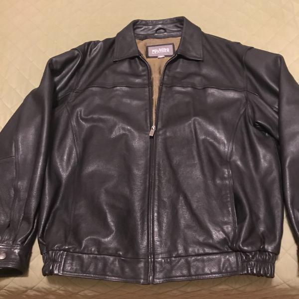 Photo of Never Used Mens Wilson Black Bomber Jacket-  Size XL
