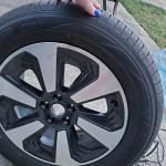 new tire