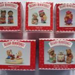 Hallmark Valentine Merry Miniatures, Lapel Pins & Stickers