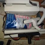 Oreck Vacuum Cleaner - Works