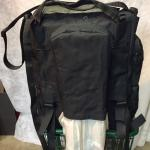 Motorcycle T-Bag, Luggage Bag, Sissy Bar