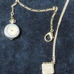 Antique Watch and Necklace