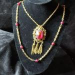 Large Vintage Necklace