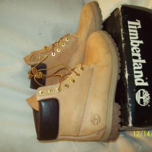 Photo of timberland boots   new   size 9m