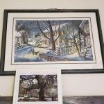 Lot 82:  Patchell Olson Lithograph